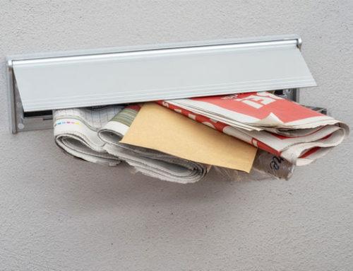 Huissiers 91 et Huissier 75 : assez des prospectus dans votre boîte aux lettres ? Votre Huissier peut vous aider